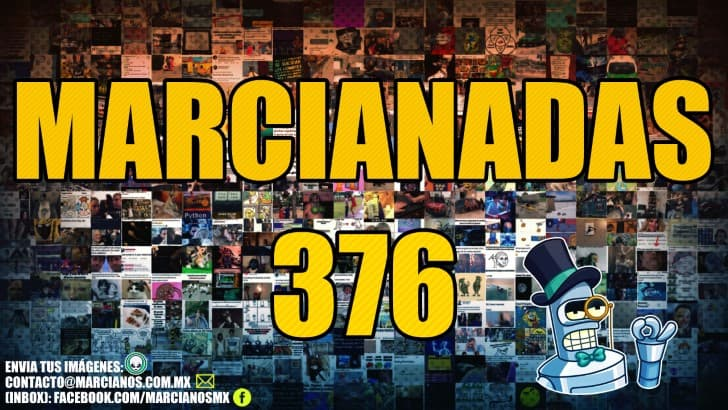 Marcianadas 376 portada