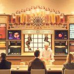 Sushi Singularity, el restaurante futurista que recolectará heces de clientes