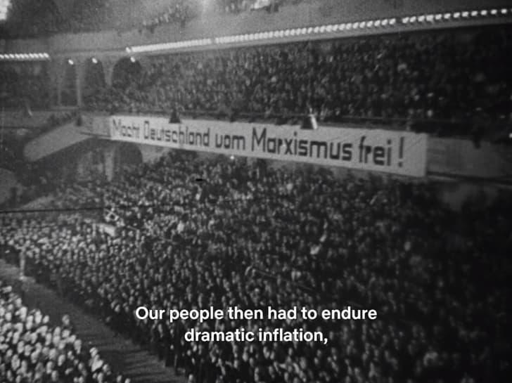 alemania libre del marxismo