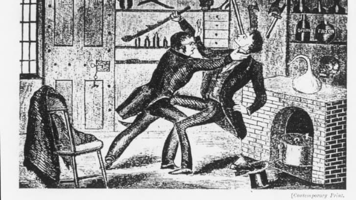 asesinato de parkman