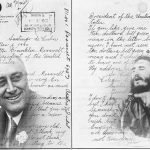 carta de fidel castro Roosevelt