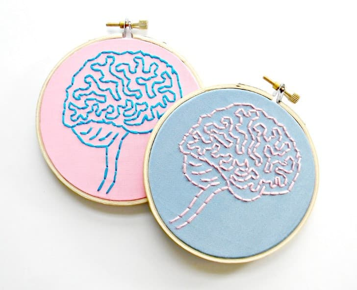 cerebros tejidos