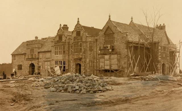 demolicion de Hawk's Nest