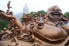 el gran buda estatua