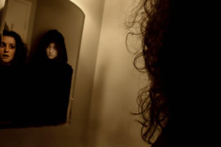 el habitante del espejo