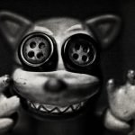historias de terror esculturas aterradora