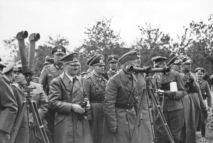 hitler en polonia 1939