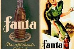 publicidad alemana del refresco fanta