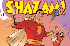 shzam comic 1 dc comics