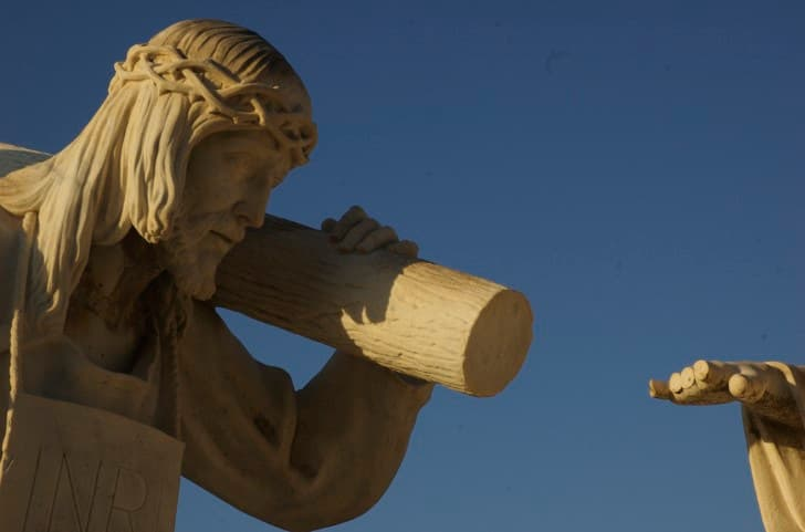 viacrucis jesus