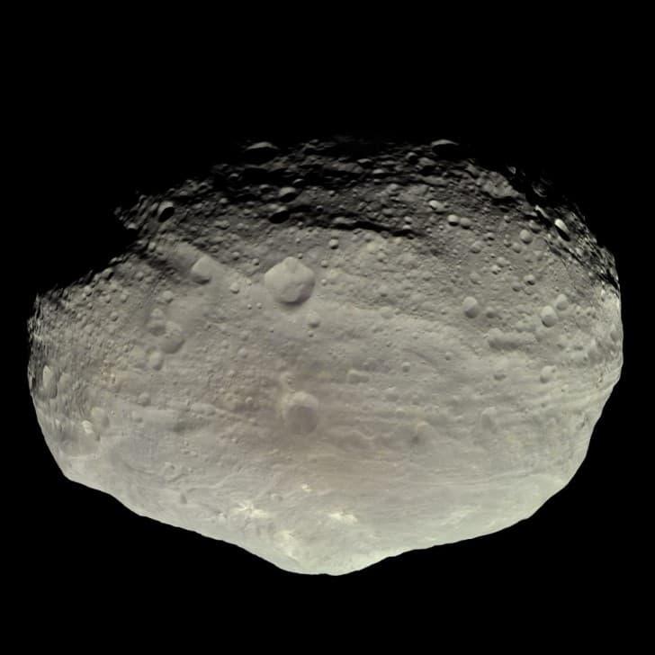 4 Vesta asteroide
