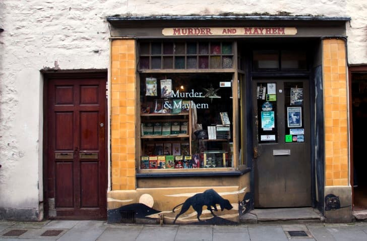 Hay on Wye libreria gales