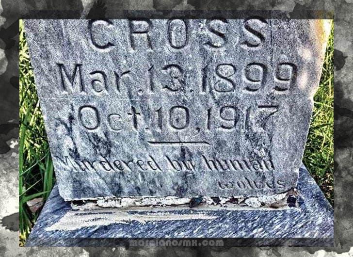 Katherine Cross lapida asesinada por lobos humanos