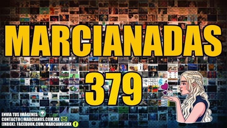 Marcianadas 379 portada