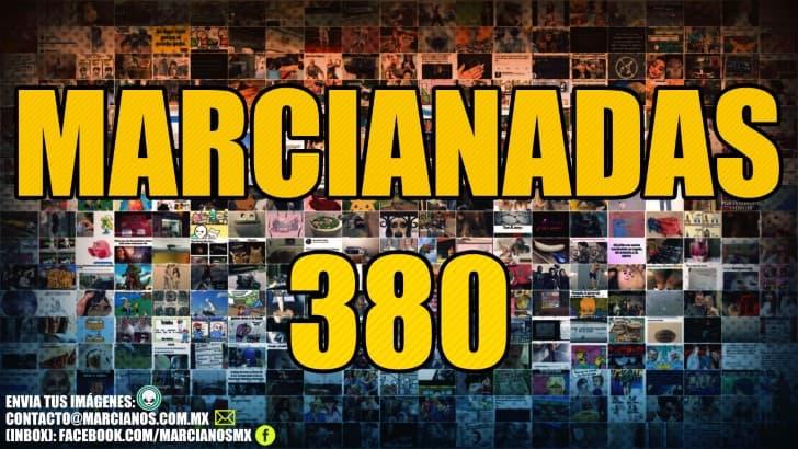 Marcianadas 380 portada