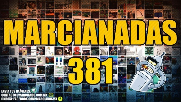 Marcianadas 381 portada