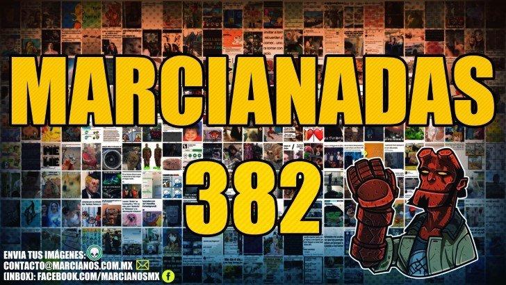 Marcianadas 382 portada