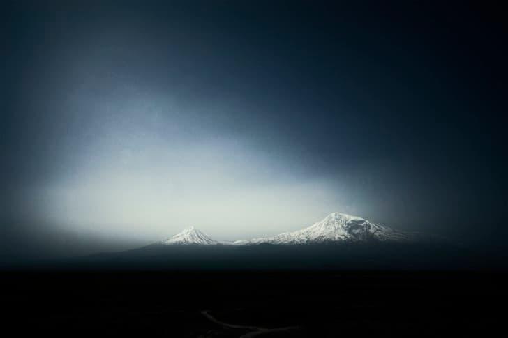 Monte Ararat en Armenia