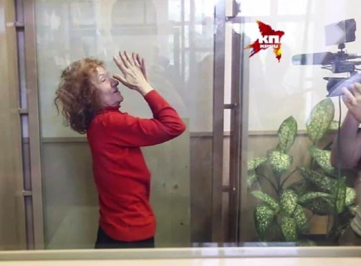 Samsonova en prision
