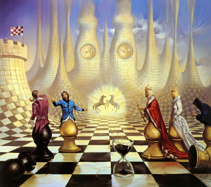 ajedrez Vladimir Kush