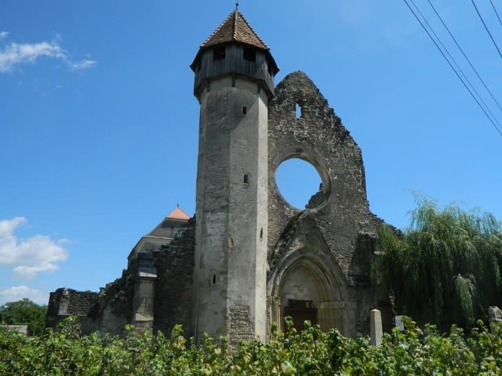 antiguo monasterio de carta