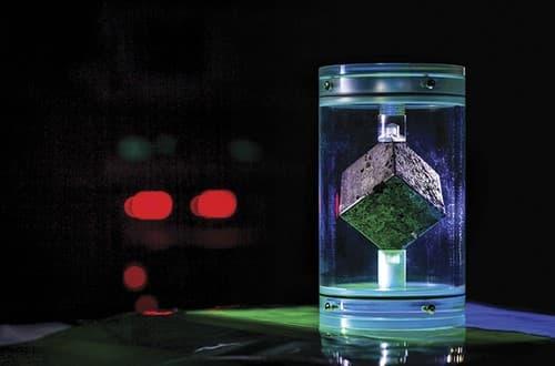 cubo de uranio alemania nazi