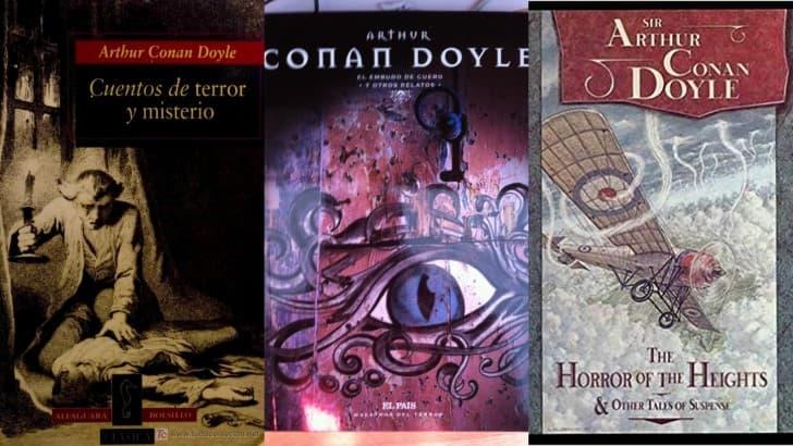 cuentos de terror Arthur Conan Doyle