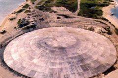 cupula runit en el atolon enewetak