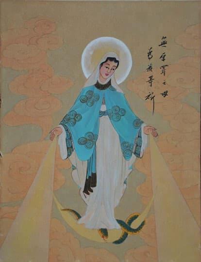 jesus en japon