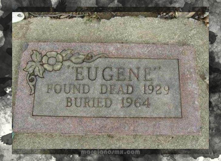 lapida de eugene