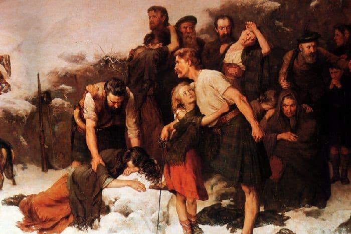 masacre de glencoe