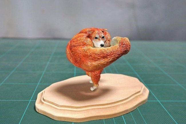 memes animales esculturas miniaturas (25)