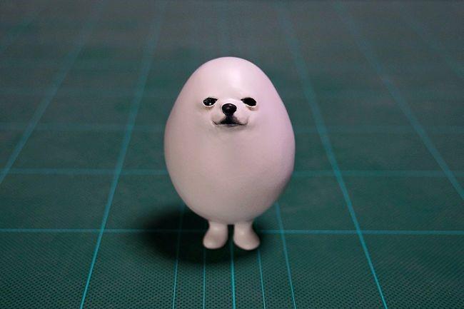 memes animales esculturas miniaturas (29)
