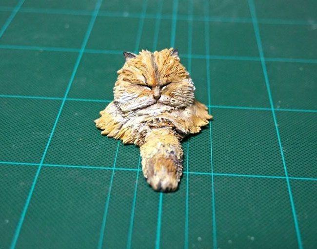 memes animales esculturas miniaturas (7)