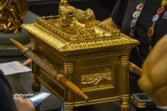 miniatura arca de la alianza