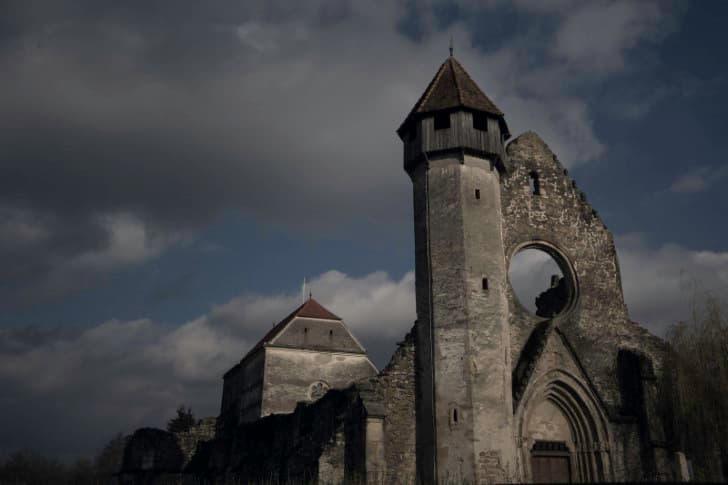 monasterio de carta en rumania