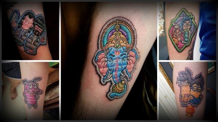 tatuajes bordados portada