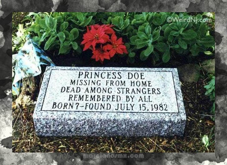 tumba princesa doe
