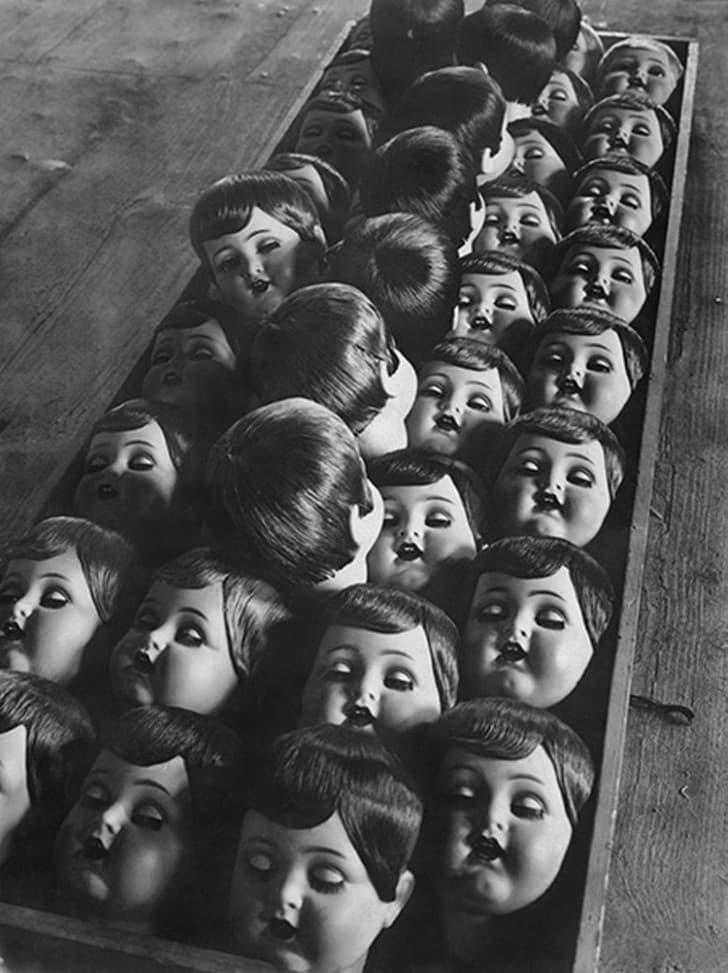 10 fotografias vintage de muñecas espeluznantes (1)