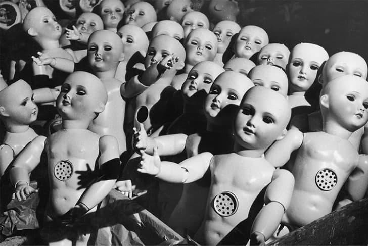 10 fotografias vintage de muñecas espeluznantes (2)