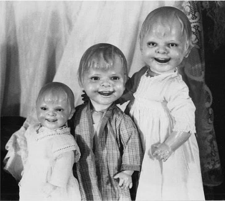 10 fotografias vintage de muñecas espeluznantes (6)