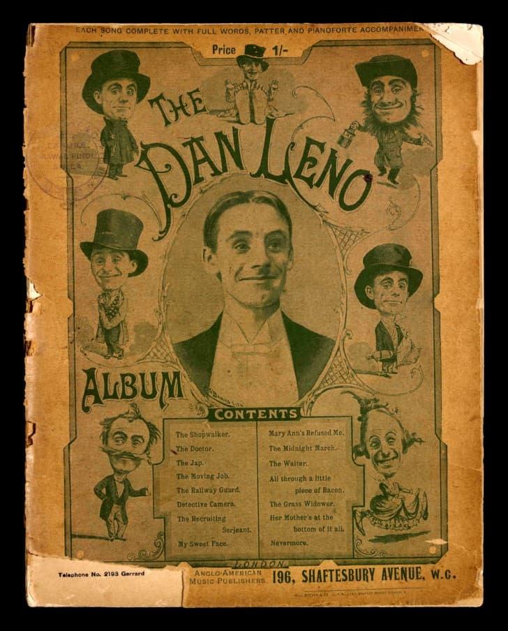 Dan Leno album