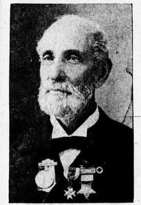 Dr. Augustus P. Clarke