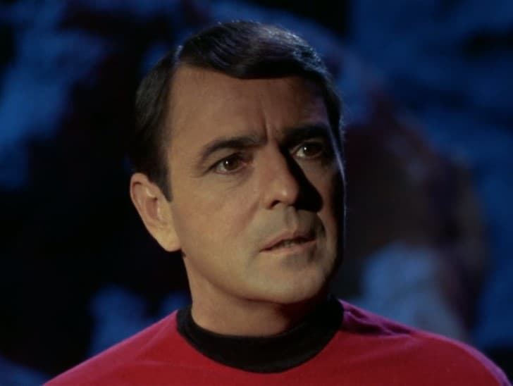 James Doohan, Star Trek TOS