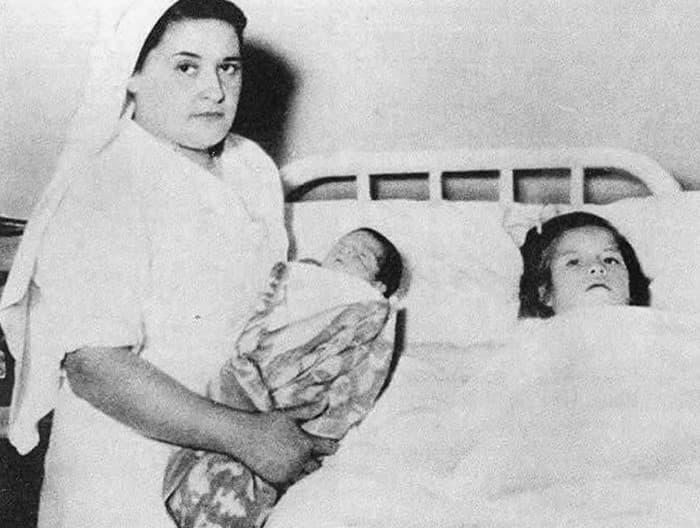 Lina Medina madre mas joven