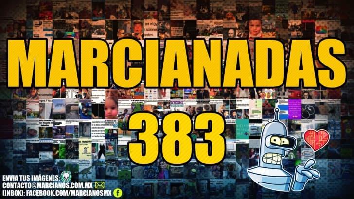 Marcianadas 383 portada