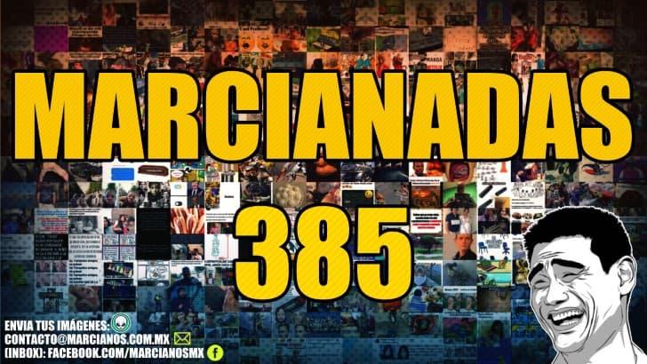 Marcianadas 385 portada