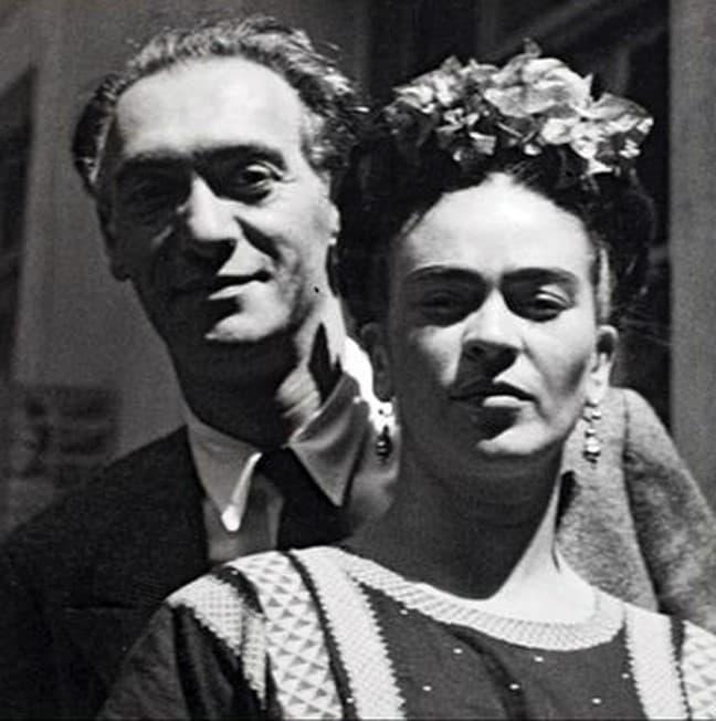 Nickolas Murray y Frida Kahlo amor
