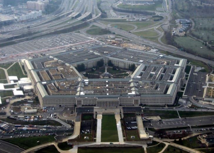 el pentagono en los estados unidos