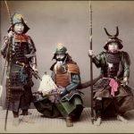 guerrero japoneses era miji